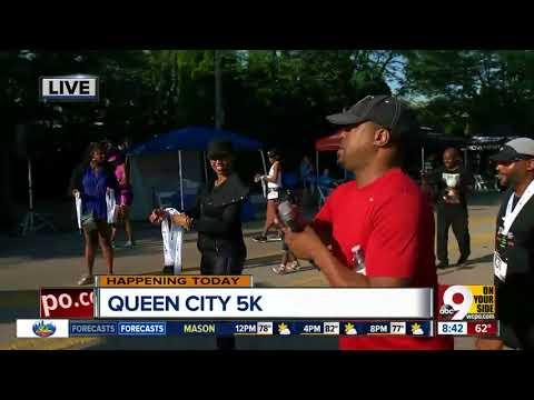 Vibe Cincinnati Queen City 5K raises scholarship money