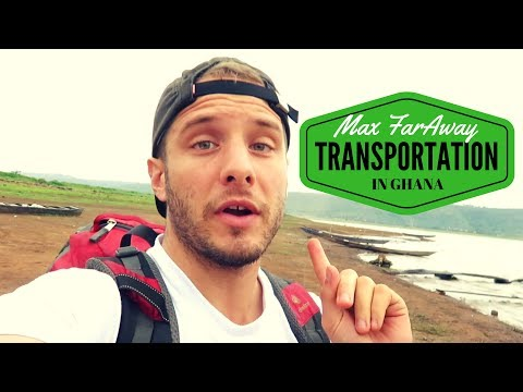 PEACE CORPS VLOG | TRANSPORTATION IN GHANA