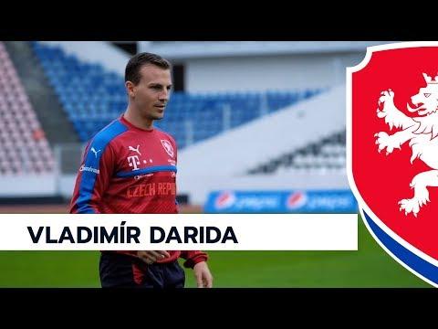 Vladimír Darida před zápasem se San Marinem