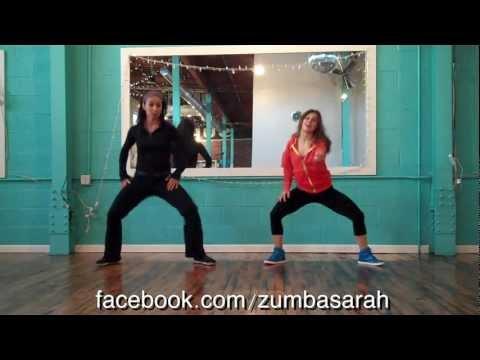 Dance FITNESS with Sarah Placencia - Sweat (A La La La La Long)