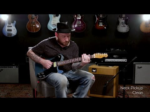 Fender Custom Shop Imperial Arc 1972 Telecaster with Josh Smith