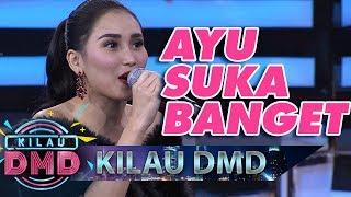 Dengar Lagu Ini, Reaksi Ayu Ting Ting Langsung Kaget! - Kilau DMD (24/4)