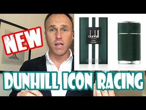 3e0e36a28 Fragrance Review - New Release - Dunhill Icon Racing 1st Impressions ...