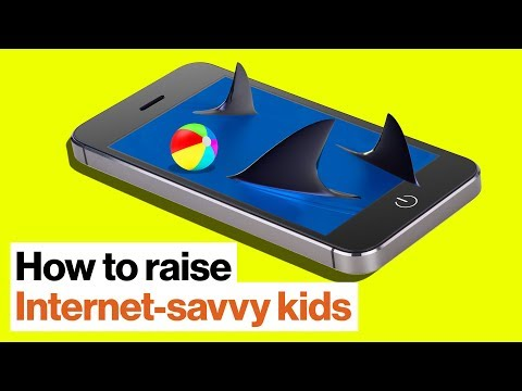 Kids on the Internet: Why parenting must keep up with the digital revolution
