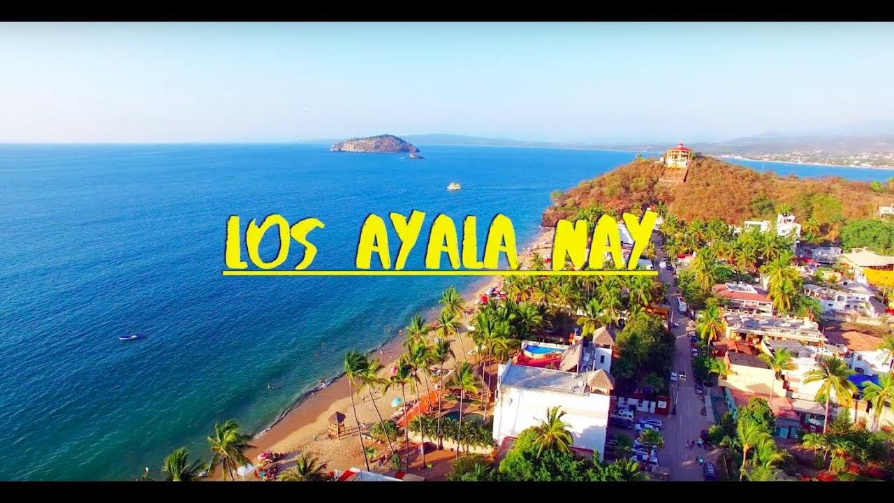 Playa los ayala cercas de rincon de guayabitos nayarit for Bungalows villas del coral los ayala