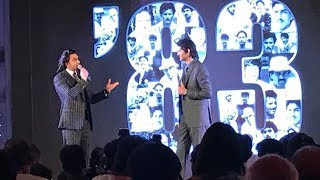 Ranveer Singh At The Launch Of Kapil Dev's 83 - Based On 1983 World Cup