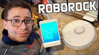 Xiaomi Mi Robot Vacuum 2 Roborock S50 - Aspirapolvere Lavapavimenti Smart! - Recensione Unboxing ITA