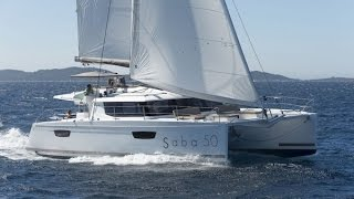 Saba 50 Fountaine Pajot Catamaran Charter Croatia and Greece