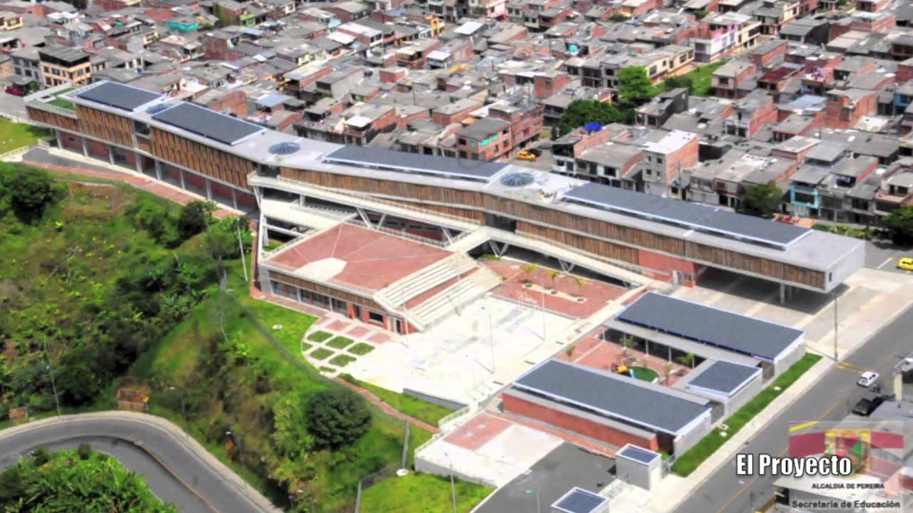 Instituci n educativa la samaria pereira colombia - Arquitectura pereira ...