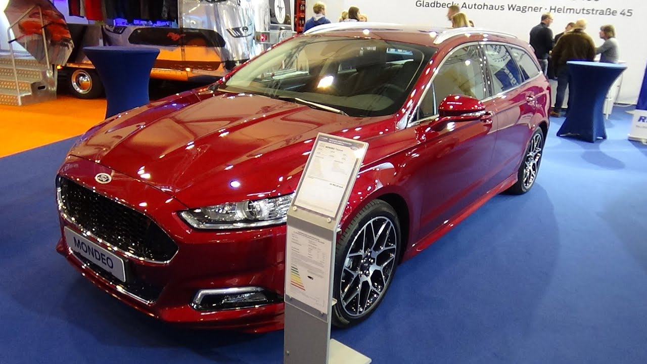 2016 ford mondeo titanium exterior and interior. Black Bedroom Furniture Sets. Home Design Ideas