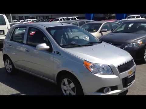 2010 Chevrolet Aveo Fwd Auto Review At Eagle Ridge Gm In Coquitlam