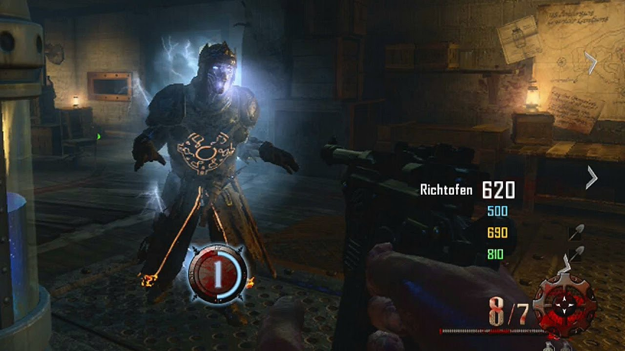 ORIGINS ZOMBIES GAMEPLAY Black Ops 2 Apocalypse Map Pack DLC 4