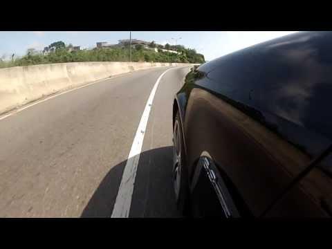 Mercedes-Benz E63 AMG ABURI-GHANA Driving Scenes