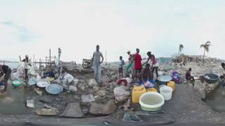 【360°VR動画】 ハイチ、「マシュー」の被害に苦闘 REUTERS