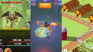 From Tap Titans to Nonstop Knight and Egg, Inc: Trends in idle games