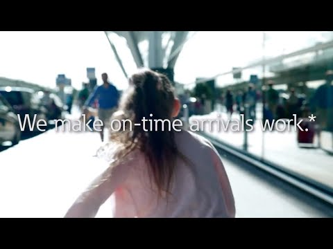 We make on-time arrivals work.*