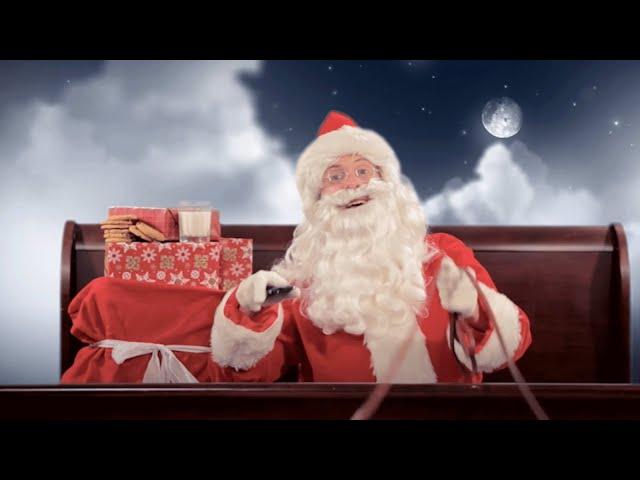 Santa's Google Search Tips Rap