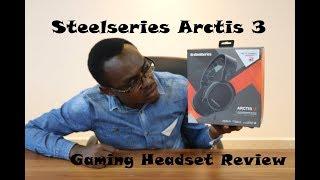 Steelseries Arctis 3 7.1 Audio Gaming Headset Review