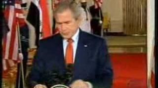 George W. Bush bloopers