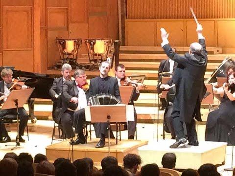 A.Piazzolla: Concerto per Bandoneon - O.Massa - Orchestra da Camera Radio Romania - G.L.Zampieri mp3
