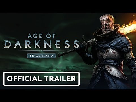 Age of Darkness: Final Stand - Official Early Access Trailer
