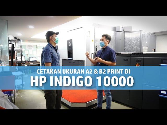 HP Indigo 10000 Testimonial from PrimaGraphia Jakarta (english subtitle)