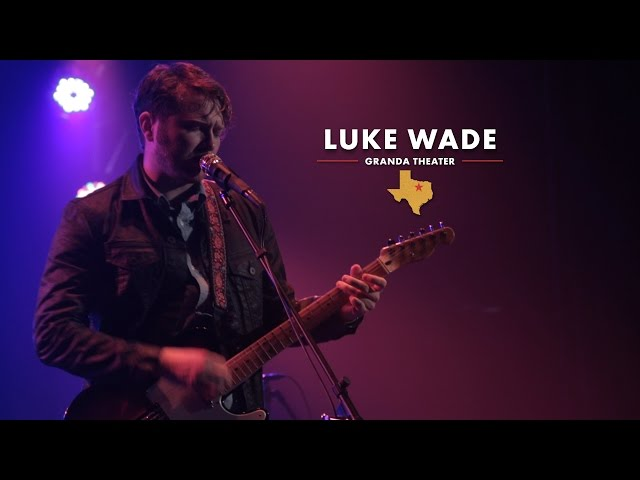 Luke Wade performs Dr. Please on the Chevy Music Showcase