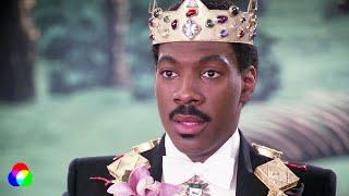 """х/ф """"Поездка в Америку """" 1988г. Папа король приехал в гости к сыну Акиму."""