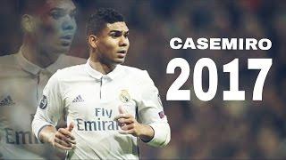 Что творить Каземиро в Реале в этом сезоне 2017 | Лучшие голы и отборы