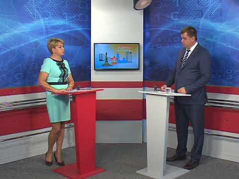 Телеканал ATV: Відверта розмова з Миколою Клочком. 17.08.2018.