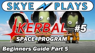 Kerbal Space Program Part 5 ► The Rover - Great Science Tip! (KSP Career Mode) ◀ Gameplay / Tutorial