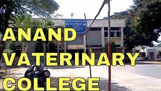 College of Veterinary Science & Animal Husbandry, AAU-Anand