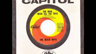 "Beach Boys - ""The Man With All The Toys"" (Capitol) 1964"