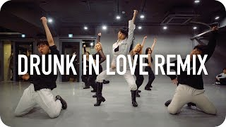 Drunk in love (Remix) - Beyonce / Jin Lee Choreography