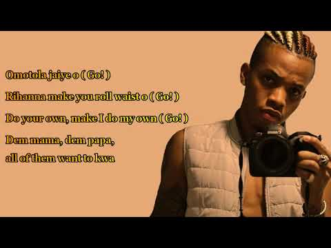Tekno - Go (Official Video Lyrics) HD