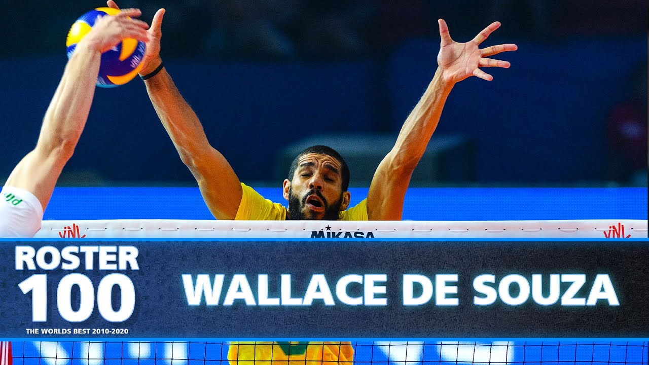 Volleyball Evolution of Wallace De Souza!🇧🇷 | Best of Volleyball World | HD