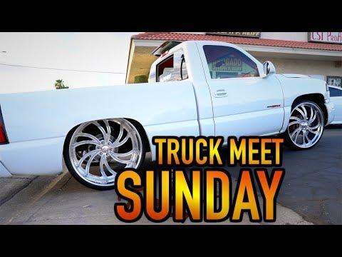 TRUCK MEET SUNDAY   LAS VEGAS   #4