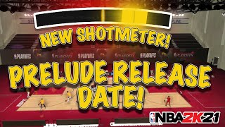 NBA 2K21: PRELUDE RELEASE DAY LEAKED! SHOTMETER EXPLAINED, MYCAREER COLLEGE!