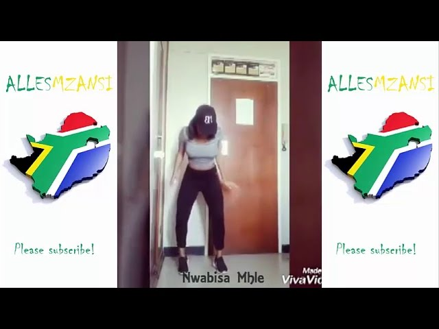 Top 5 South African female dance videos 2016 ft(Babes Wodumo,Bhenga dance)