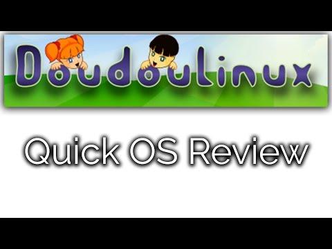 DouDou Linux   Quick OS Review