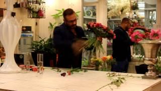 видео уроки по флористики