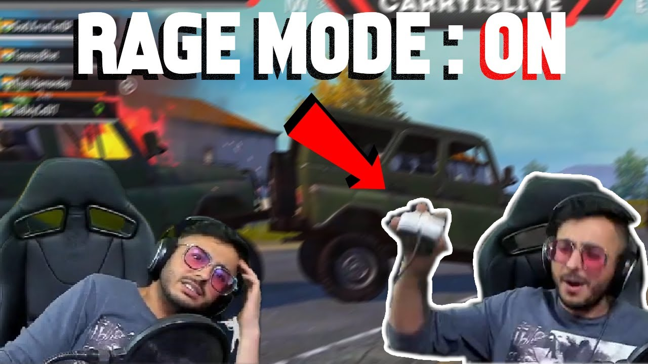 WORST DAY ON PUBG MOBILE - CARRYMINATI HIGHLIGHT