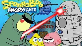Repeat youtube video spongebob angry pants and planktons revenge