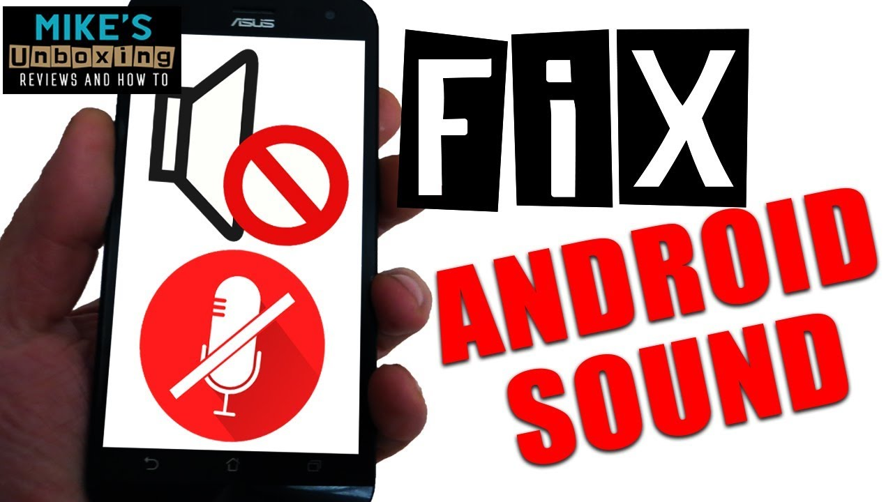 FIX Sound Or Call Problems With Android