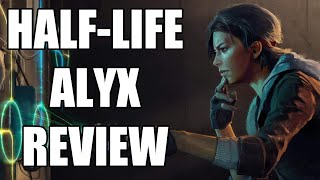 Half-Life: Alyx Review – The Final Verdict (Video Game Video Review)