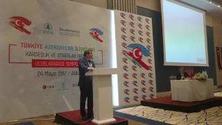 Ekoavrasya Türkiye Azerbaycan İlişkileri  Kardeşlik Ve Stratejik Ortaklık 24 05