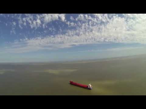Worlds first FPV flight to the Principality of Sealand - Long Range Off-Shore FPV