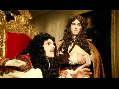 Horrible Histories - Charles II meets the man who tried to steal the Crown Jewels