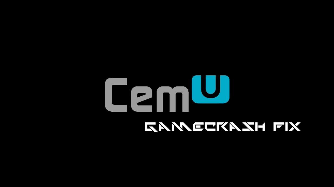 How To Fix CEMU Emulator Game Crashes