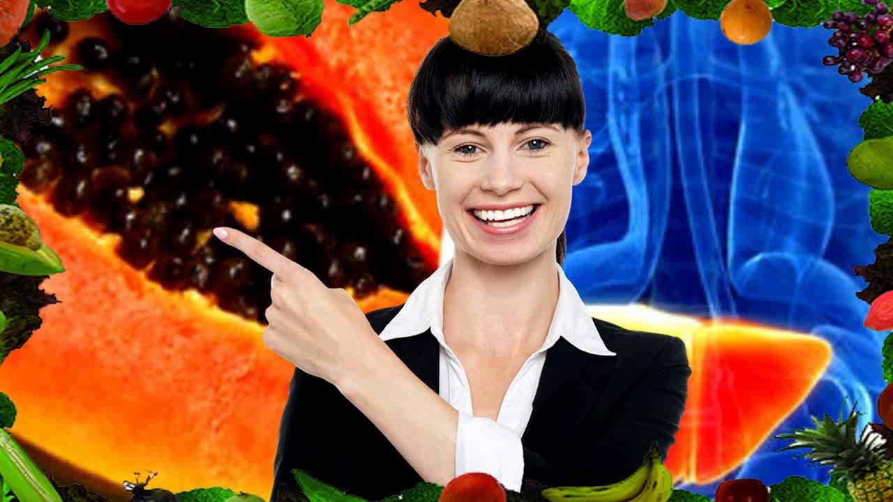 la semilla de la papaya sirve para desparasitar